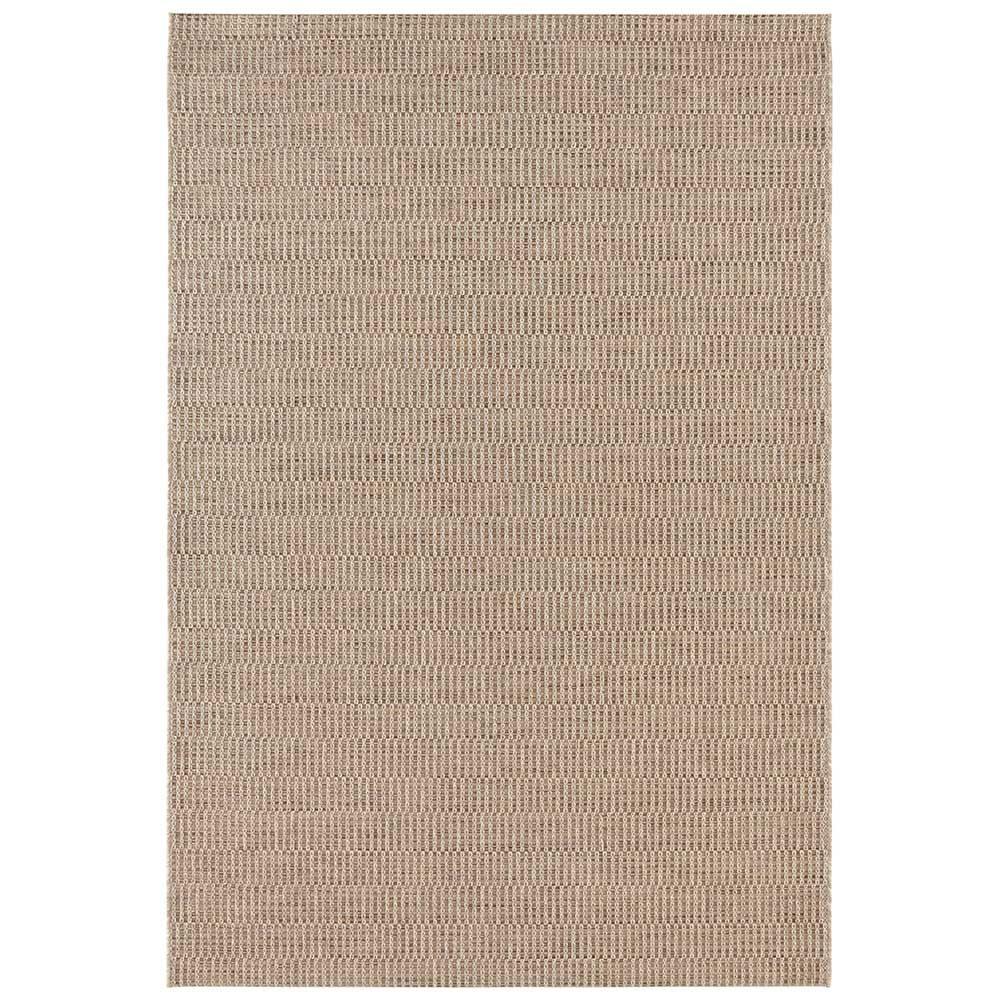 elle outdoor teppich handmade braun 2