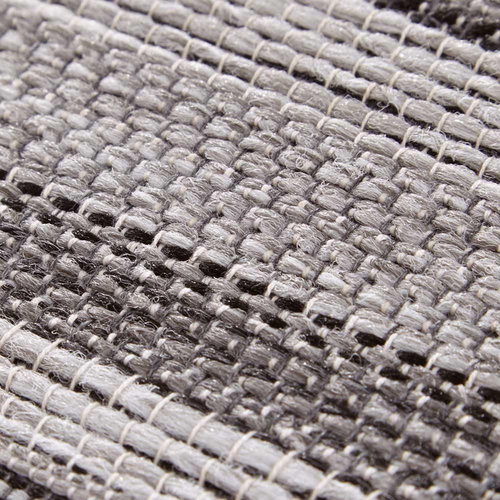 elle outdoor teppich streifen grau anthranzit 5
