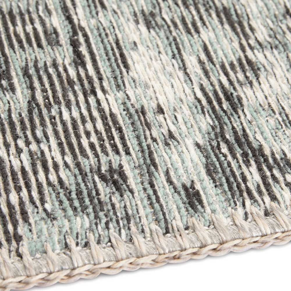 elle teppich patchwork hellblau schwarz 5