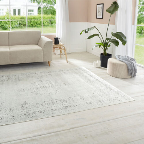Elle Decoration Kurzflor Teppich Berseba 0001 105063 MIL
