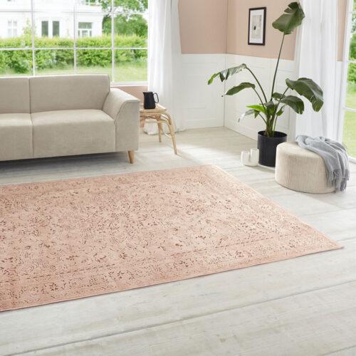 Elle Decoration Kurzflor Teppich Machasi 0026 105056 MIL
