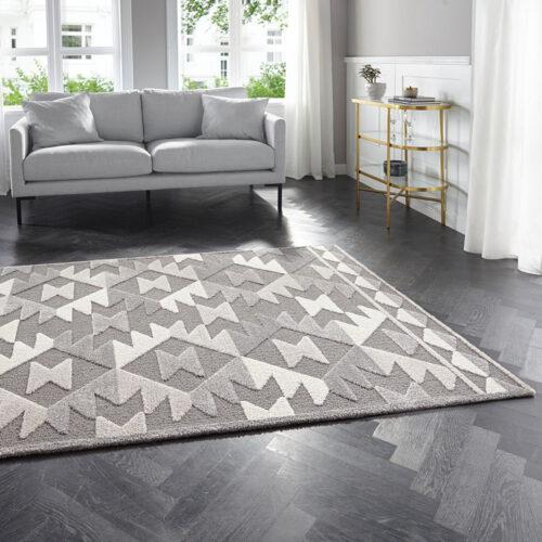 Elle Decoration Kurzflor Teppich Namago 0040 105086 MIL
