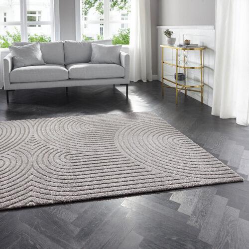 Elle Decoration Kurzflor Teppich Panglao 0044 105085 MIL