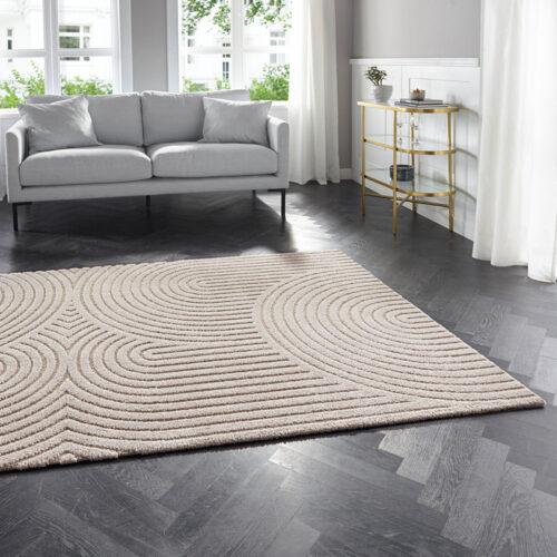 Elle Decoration Kurzflor Teppich Panglao 0048 105084 MIL