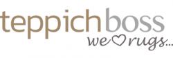 Teppich Boss Logo
